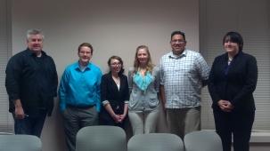 Executive Board in Fall 2014