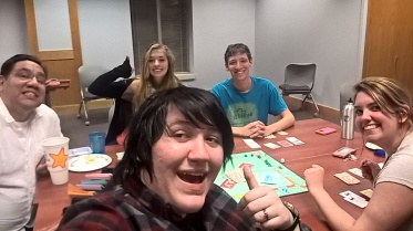Board Game Night Event in 2015